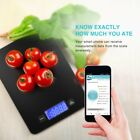 Wireless Bluetooth Smart Food Scale Digital Kitchen Scalewith Tempered 11lb Hone