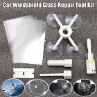 Windscreen Windshield Repair Tool Kit Set DIY Car Wind Glass Chip Crack