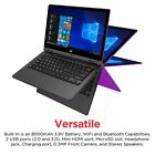 "Ematic 11.6"" Laptop, Touchscreen, 2-in-1 (Purple)"