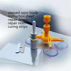 GE- Windscreen Windshield Repair Tool Set DIY Car Auto Kit Wind Glass Chip Crack