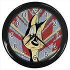 The Aristo-Cat Classic Cartoon #E01 Wall Clock