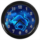 Taurus Zodiac Horoscope #E01 Wall Clock