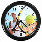 Tennis Sport #E01 Wall Clock