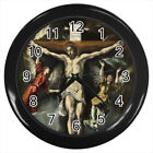 The Crucifixion El Greco Painting #E01 Wall Clock