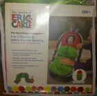 """NIP Eric Carle 2-in-1 Stroller & Infant Carrier Bunting Bag """"The Very Hungry..."""""""