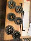 vintag fox go kart wheels and go boy go kart tie rods