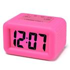 EM-8017  Plumeet Digital Alarm Clock with Snooze and Nightlight Function,