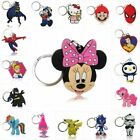 Mickey Avenger Star Wars Horses Cute Cartoon PVC Keychain Accessories Xmas Gift