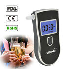 Hot selling Professional Police Digital Breath Alcohol Tester Breathalyzer AT818