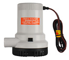SEAFLO 24V 2000GPH 5.0A Bilge Water Pump Fully Submersible Electric Boat Marine