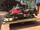 LIKE NEW SNOWMOBILES less than 500 Miles