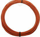 26AWG 3M Orange Cable Stranded Flexible Electric Power Wire UL1007 1Pin NEW