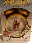 Retro Wacky Wakers Farm Duck Alarm Clock - Yellow - Brand New in Box