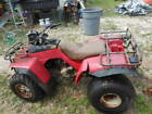 Repairable 1985 Honda TRX 250 Four-Wheeler  for parts or repair  NO TITLE