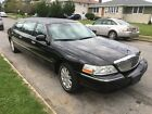 """2003 Lincoln Town Car Executive """"L"""" 6dr Funeral Limo 3-Rows Executive """"L"""" 6-Door Krystal 47"""" Stretch 3-Row Funeral Limo 64k & Accident Free"""
