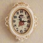 E59 Originality European Mute Living Room Bedroom Office Desk Clock Ornament O