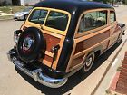 1949 Mercury Other  1949 MERCURY WOODIE  100k invested   BODY OFF RESTORATORATION   SHOW CAR.
