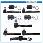 ECCPP New 10pc Ball Joint Tie Rod End Idler Arm kit For 1997-2003 Ford F-150 2WD