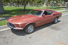 1969 Ford Mustang MACH 1 FASTBACK 1969 FORD MUSTANG MACH 1 FASTBACK 390 S CODE BIG BLOCK - shelby 1967 gt500 MACH1