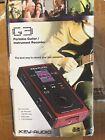 IKey Audio G3 Portable Guitar Instrument Recorder