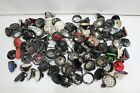 Banshee headlight lot - grill plugs body housing wires bulbs dozens of OEM parts
