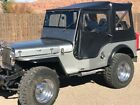 1947 Willys CJ2A  1947 Willys Jeep CJ2a Show Quality Parade Jeep