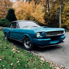 1966 Ford Mustang C-CODE 1966 FORD MUSTANG C-CODE 99673 Miles Turquoise Coupe V8 Manual