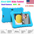 "Ainol Q88 7"" WIFI 3G Kids Tablet Android 7.1 Quad Core 1GB+8GB 2*Cam 2500 mAh PC"