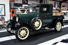 1929 Ford Model A MODEL A PICKUP 4-CYLINDER 3-SPEED, SERVICED FLORIDA MODEL A PICKUP FLATHEAD 4-CYLINDER, 3-SPEED, ELECTRIC START, SERVICED,