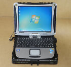 Panasonc Toughbook CF-19 GPS Touch 128GB SSD 4GB Rubber Keyboard  SU9300 1.20GHz
