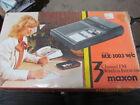 Vintage NIB maxon MX-1003 W/C 3-Channel FM Wireless Intercom w/instructions