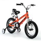 Quality Bike for Kids Aluminum 14 inch with Training Wheels Ride On Bicycle NEW