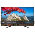 "JVC 65"" Class 4K Ultra HD (2160p) HDR Smart LED TV Built-in WiFi Wall-Mountable"