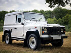 1992 Land Rover Defender  1992 Classic White Land Rover Defender 90 200TDI SWB 4WD Low Mileage