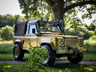 1991 Land Rover Defender  1991 Land Rover Defender 90 200 tdi Twisted Bahama Gold Reproduction
