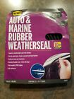 """MD Marine & Automotive All climate rubber weather seal 5/16"""" X 23/64"""" X 17'"""