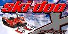 Ski Doo 2019 Summit X 850 Polaris Arctic Yamaha Snowmobile Sled Vinyl Banner