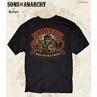 Sons of Anarchy Samcro Men of Mayhem T-Shirt Medium