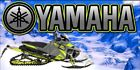 Yamaha SIDEWINDER VIPER Turbo Snowmobile Racing Snocross Trailer Banner Sign