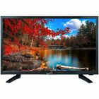 "24"" LED HD DIGITAL TV w/ DIGITAL TV TUNER AC/DC 12V CAR RV BOAT WALL MOUNTABLE"