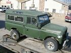 Vintage Land Rover / Range Rover Salvage Parts SUV (Right Hand Drive)