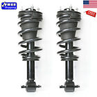 2x Front Complete Strut & Coil Spring Assembly for 2007-2014 Chevrolet Avalanche