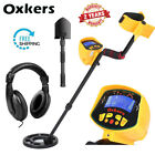 Metal Detector Underground Gold Digger Deep Sensitive Search Hunter Finder LCD