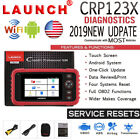 Premium! OBD2 Diagnostic Scan Tool Android WiFi Auto Scan Code Launch CRP123 X