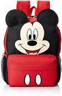 Mochila De Mickey Mouse Para Ninos Pequenos BackPack Kids Roja Con Negro