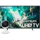 "Samsung 65""  Class HDR 4K UHD LED LCD TV UN65RU800DFXZA with SAMSUNG SmartThings"