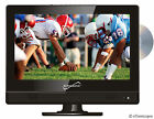 """NEW SUPERSONIC 13"""" Inch LED PORTABLE 12V Volt DC/AC HD TV DVD TELEVISION COMBO"""