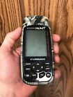 Lowrance Hunting iFINDER Hunt handheld GPS unit slot for SD Card Map Chip