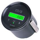 Lcd Battery Indicator Hour Meter For Atv Utv Tractor Golf Carts Buggies Uti J1D5