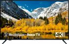"Westinghouse 50"" Class LED 2160p Smart 4K UHD TV with HDR Roku TV"